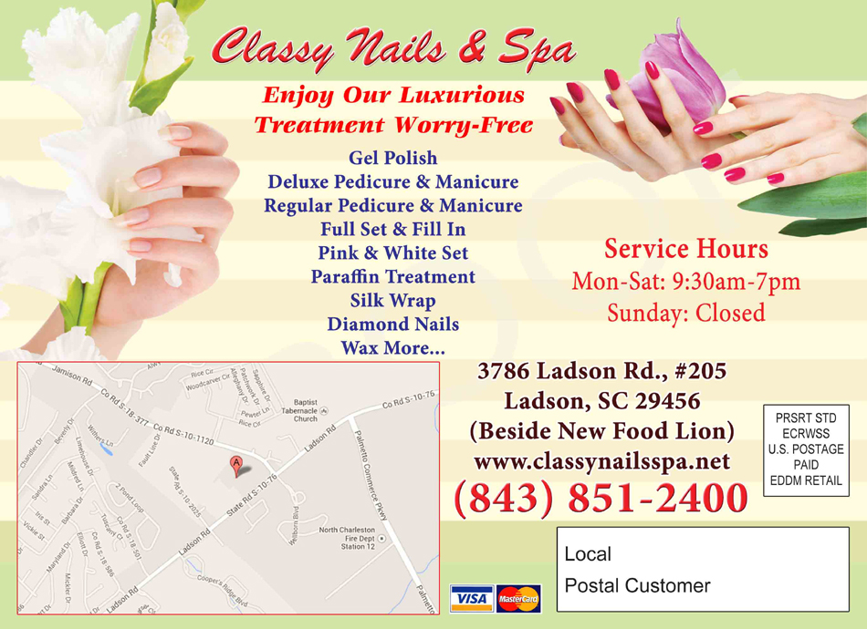 Classy Nails And Spa